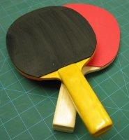 Bauanleitung Tischtennis-Schläger